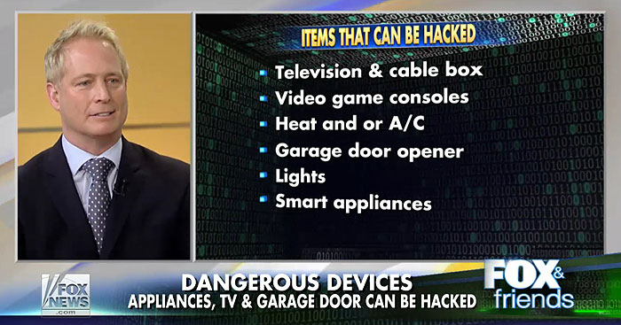 How to Outsmart Hackers: 3 Tips to Protect Your Wired Home