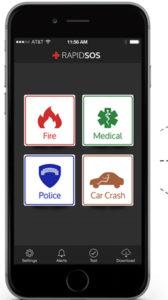 RapidSOS-app