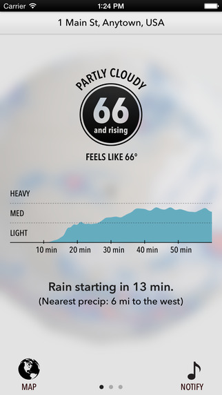 DarkSky app and 6 Weather Apps that Could Save Your Life