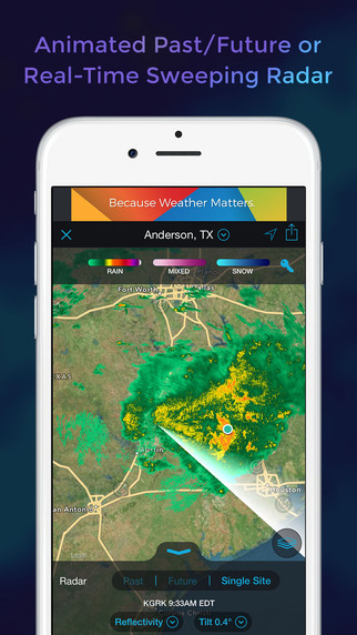 Storm from Weather Ground and 6 Weather Apps that Could Save Your Life