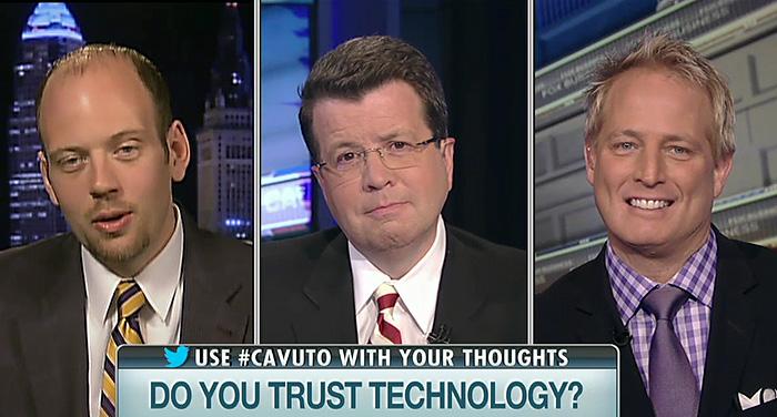 Is Trust in Technology fading