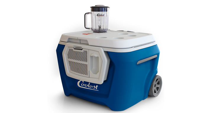 Cool Tech that Helps You Beat the Heat and Coolest-Cooler