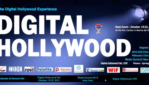 Virtual Reality is Coming (Digital Hollywood)