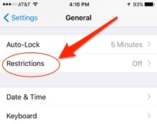How to Prevent In-App Charges on your iPhone