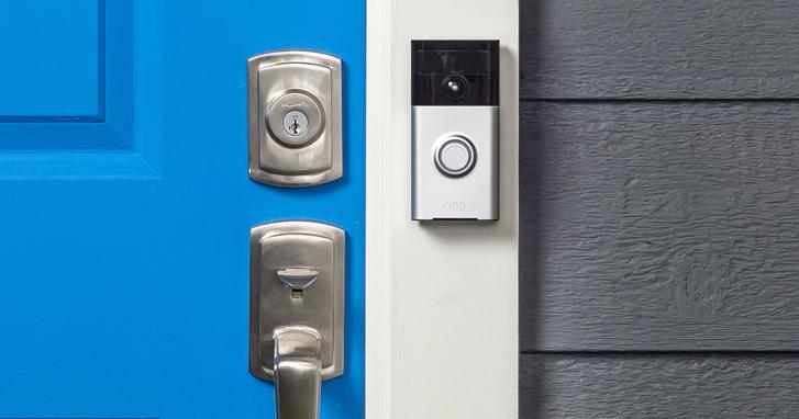 Wild Weather Survival Gear: Ring Video Doorbell