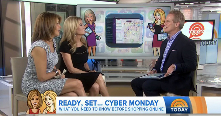 6 WAYS TO SCORE DEALS ON CYBERMONDAY HOLIDAY SHOPPING Web