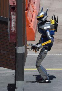 RESCUE ROBOTS HRP-2 Kai and Jaxon