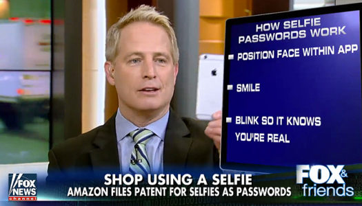 Amazon Wants to Let Users Pay With a Selfie