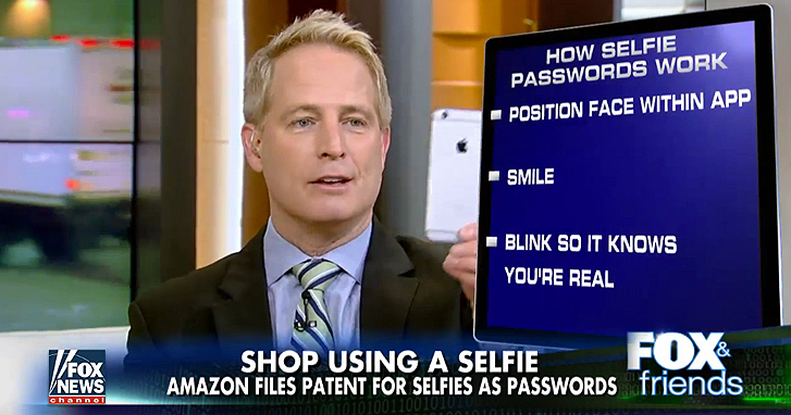 Amazon Wants To Let Users Pays With Selfie