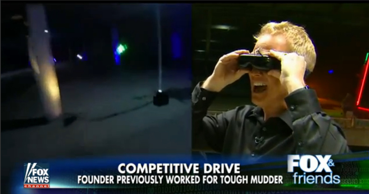 Move Over Nascar, Drone Racing is Here