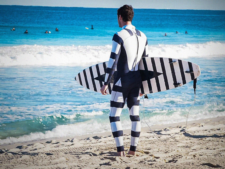 5 Ways To Repel A Shark Attack Zebra Wetsuit
