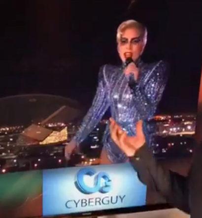 Technology Behind Lady Gaga's Super Bowl Half-Time Trick Revealed