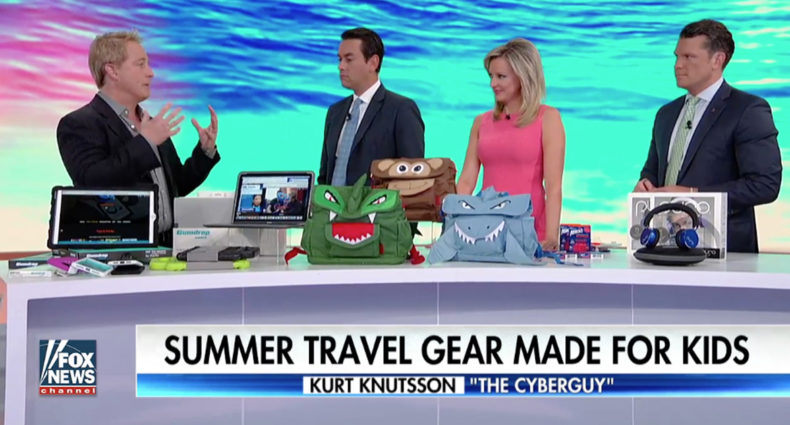 Upgrading Summer Travel with New Technology - CyberGuy