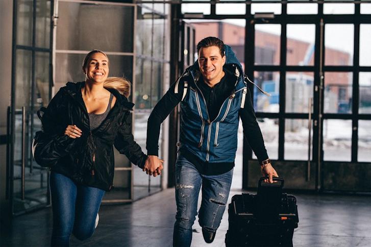Best New Travel Bag Winners: Neckpacker Jacket