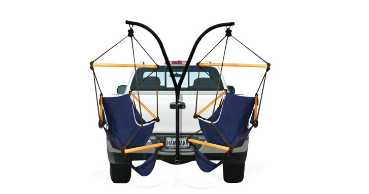 Dual Hammaka Hammock Air Chairs