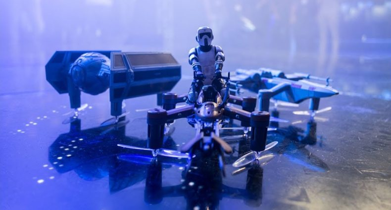 The Tech Dads Love Most: Star Wars Drones