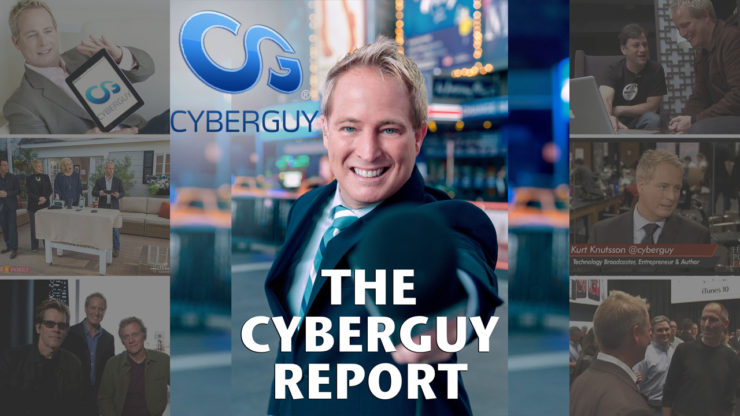 The CyberGuy Report Podcast