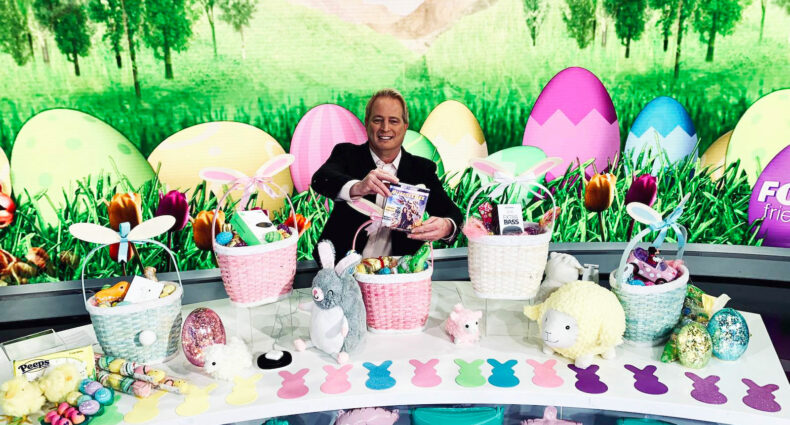 This Is How To Upgrade An Easter Basket
