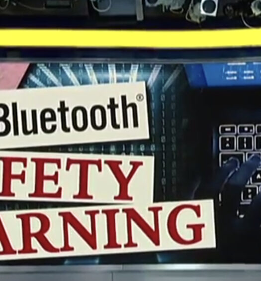 Turn off your Bluetooth, experts warn amid 'profound security risk'