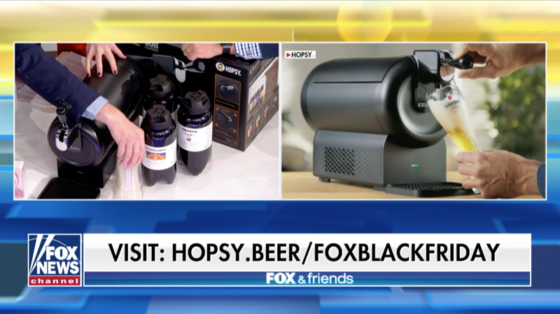 Kurt the CyberGuy's Best Black Friday Deals: HOPSY SUB Home Beer Machine