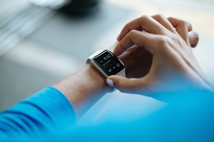 How Wearables Are the Next Tool Helping Hospitals Treat COVID-19
