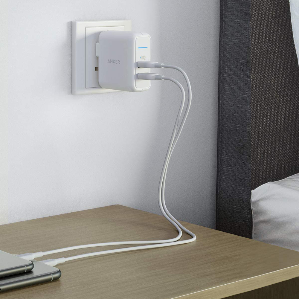 Kurt's Favorite Picks Under $20: USB Charger Dual Port Wall Charger