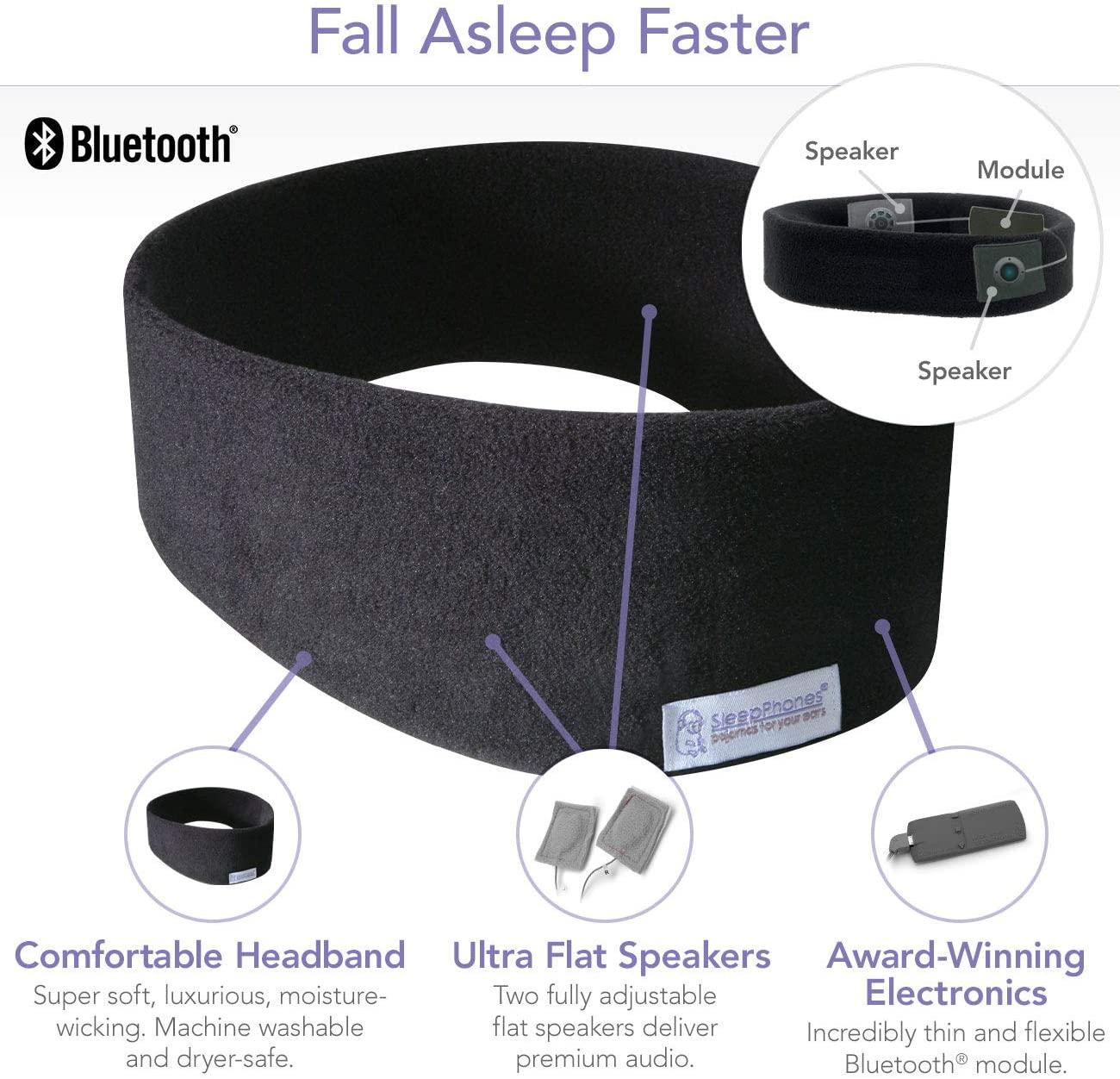 SleepPhones Wireless Sleep Headphones