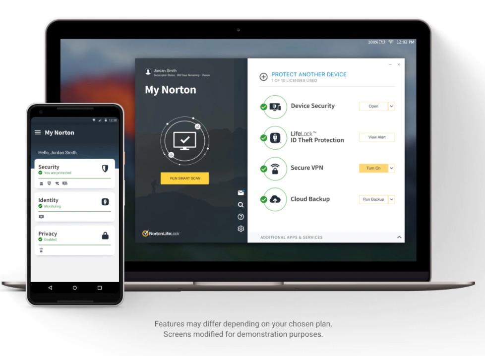 Norton™ Official Site Antivirus VPN Security Software