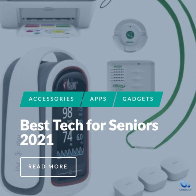 I've learned so much about senior tech and its practical application to real life that I could write a series of books on the topic. From making a plan, to getting started with a home checklist to selecting the best monitoring technology, I've got you covered.  Link in profile for more. ❤️