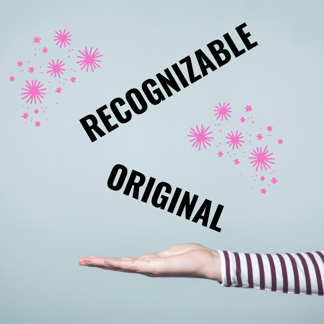 Why does the Future You need to be recognizable and original?