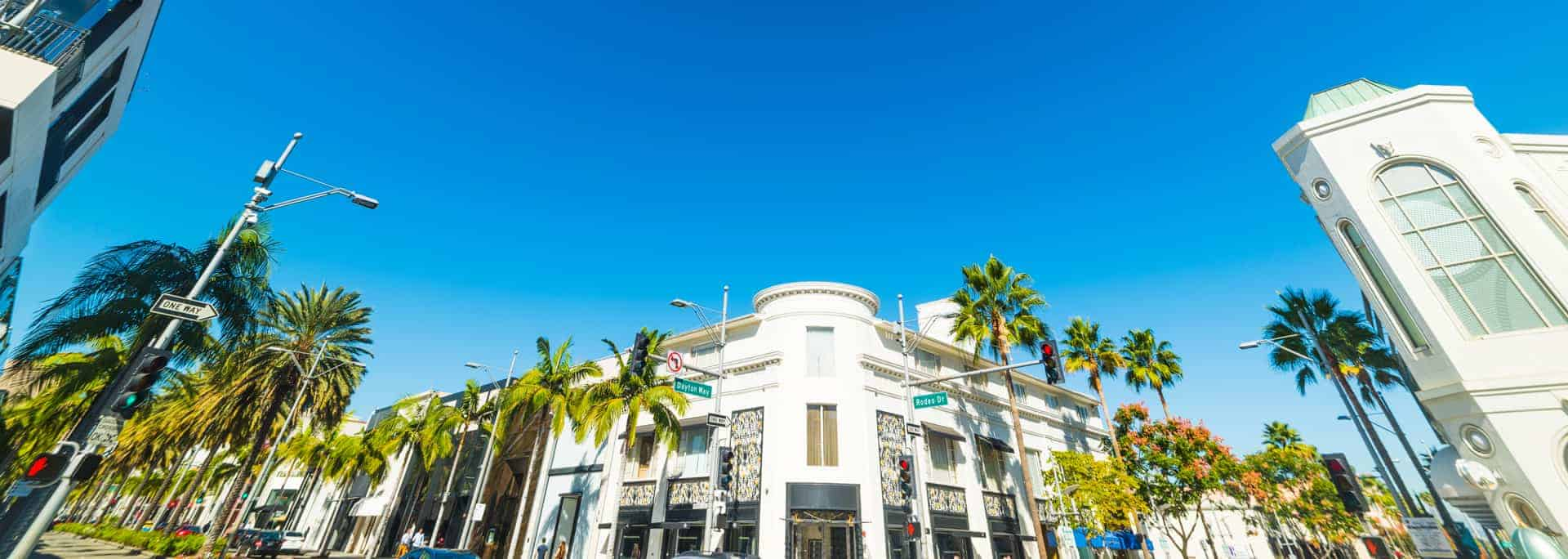 Hollywood Bus Tours - Rodeo Drive - Hollywood Sightseeing Tours