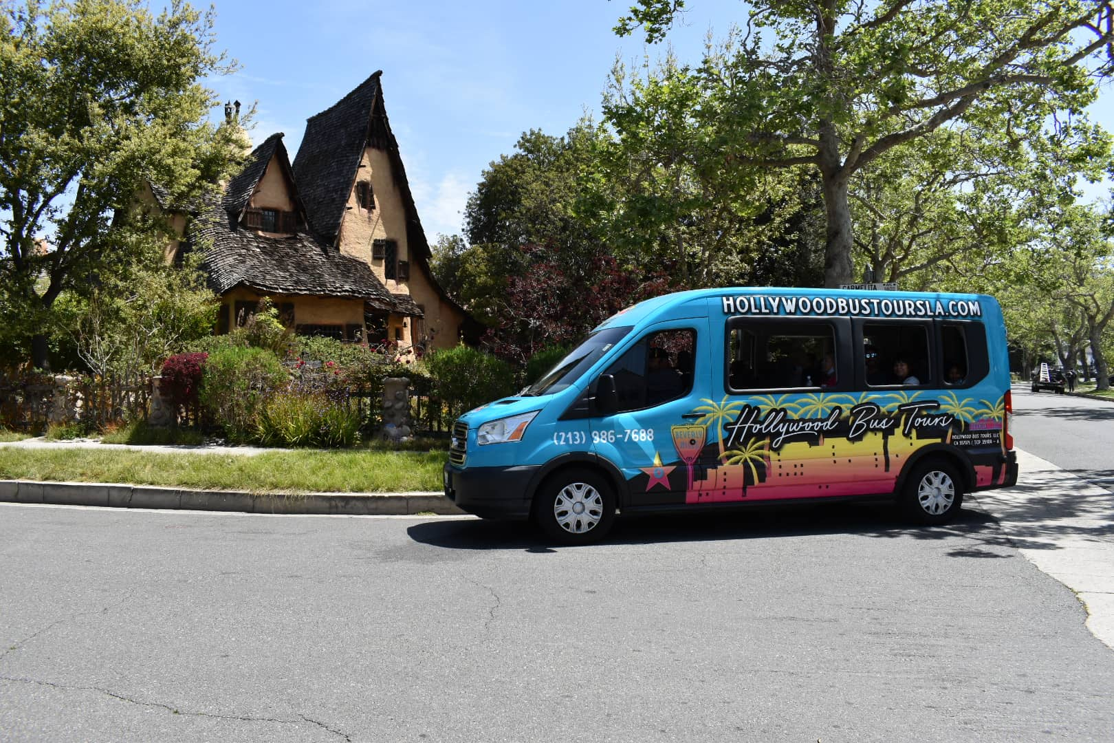 Hollywood Bus Tours - Celebrities