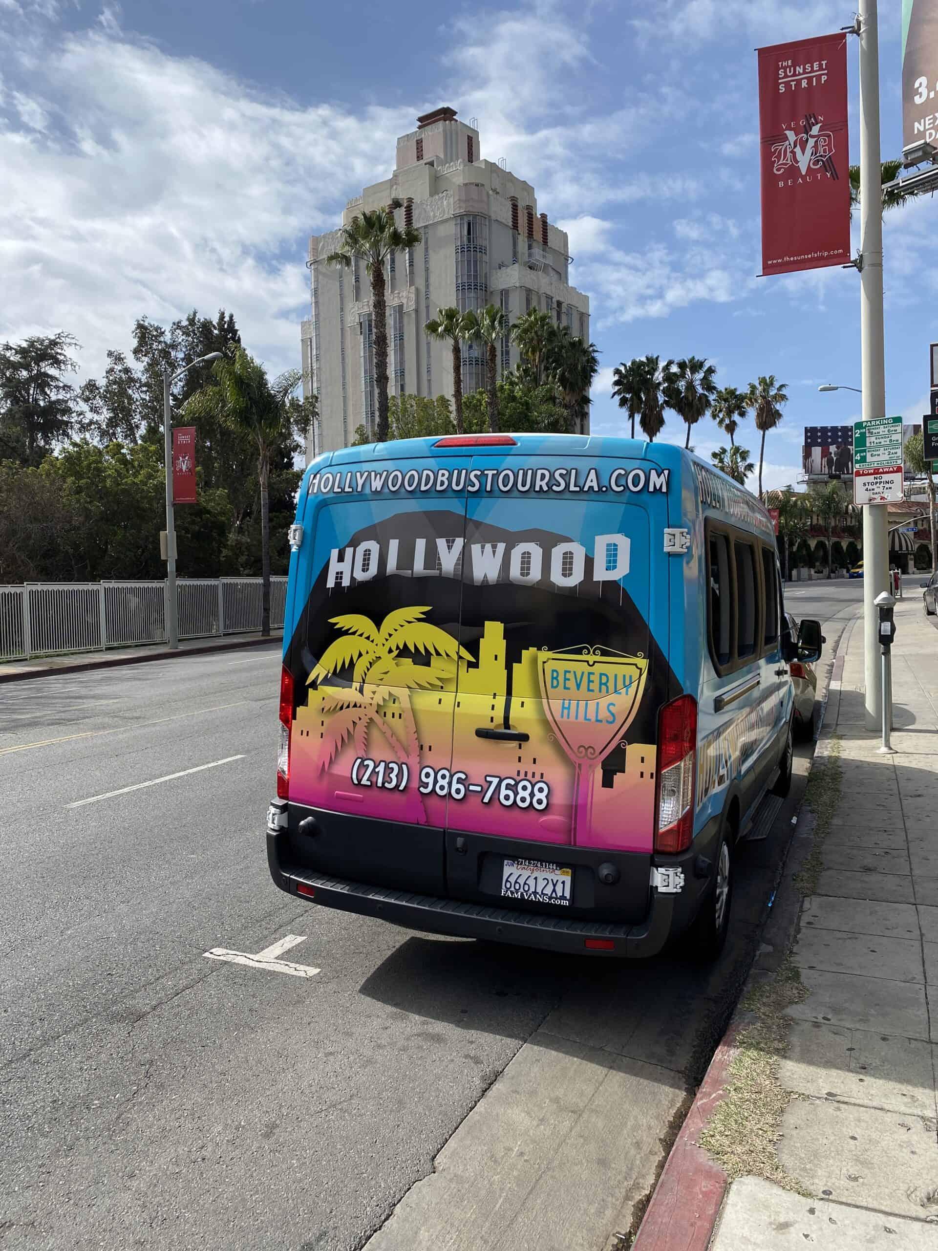 Hollywood Bus Tours - LA