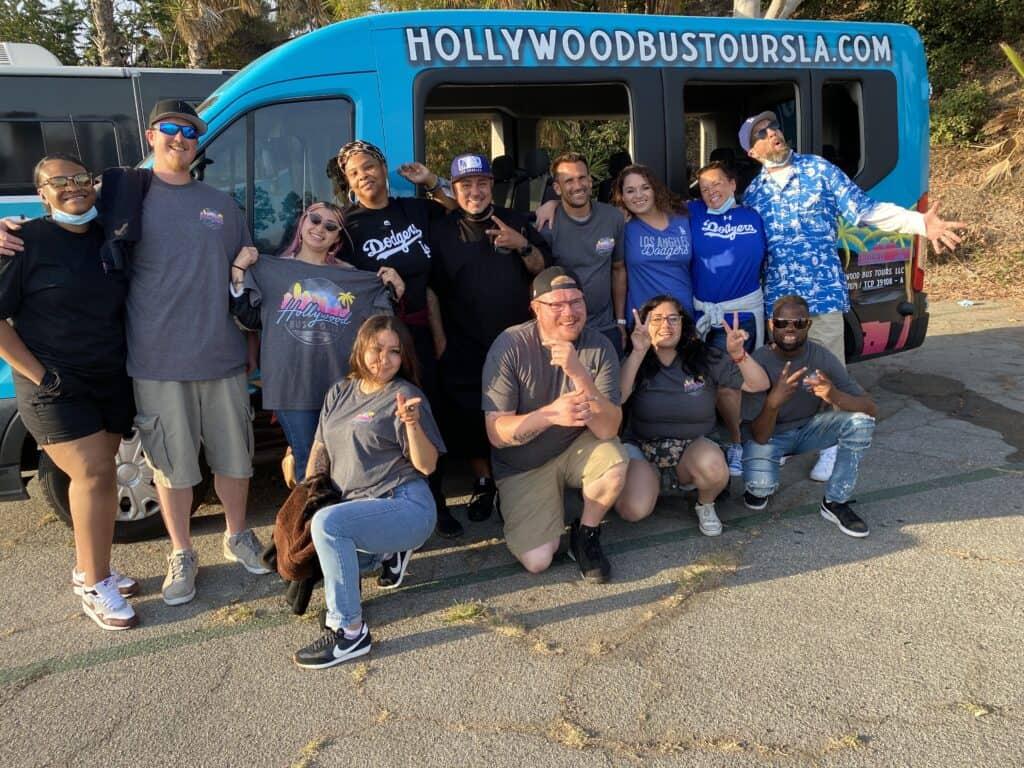Hollywood Bus Tours Team