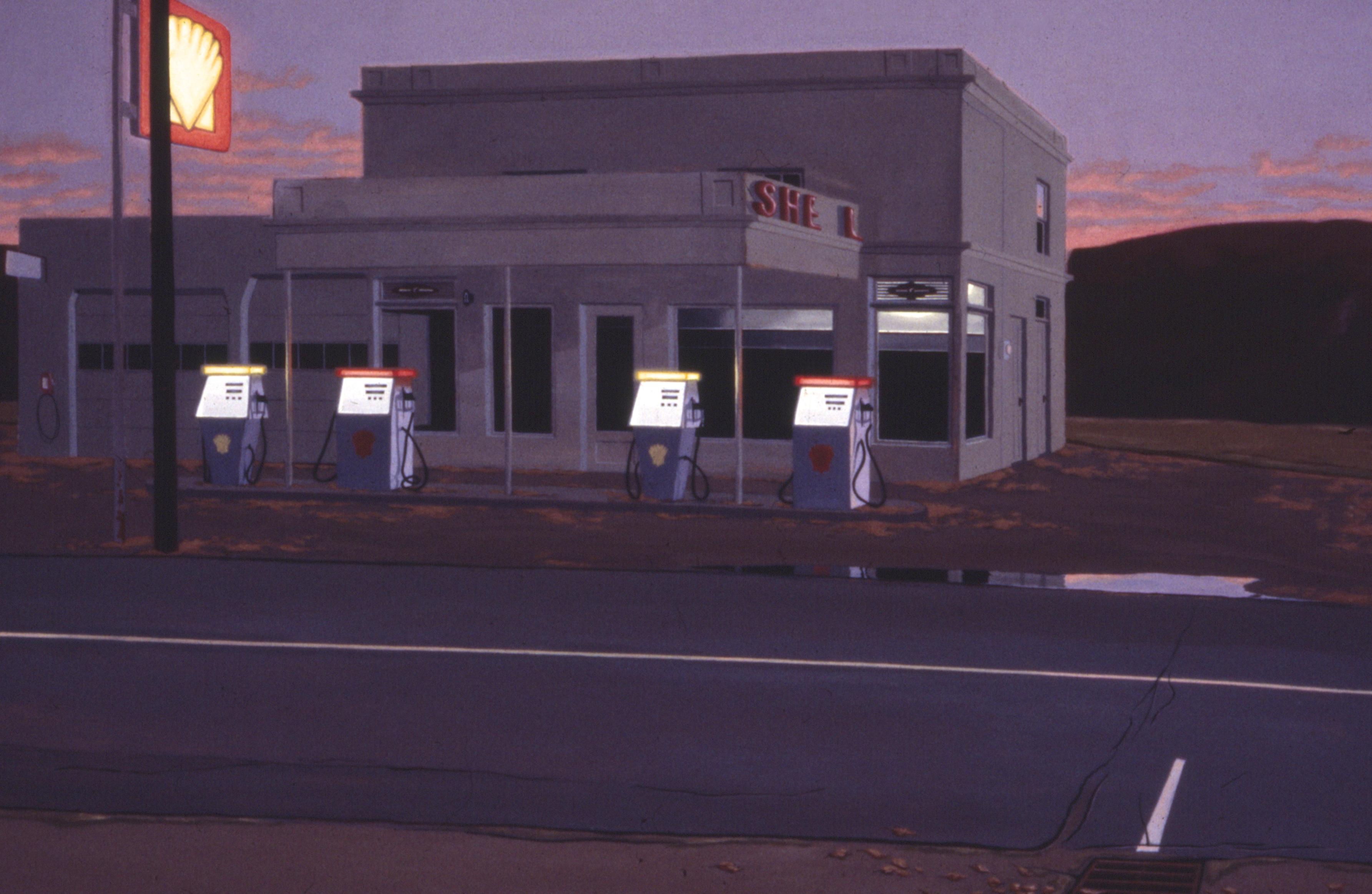 Shell, 1978 copy