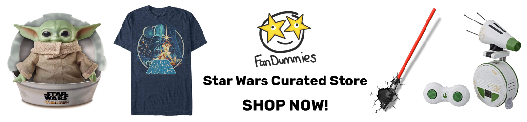 star wars merch