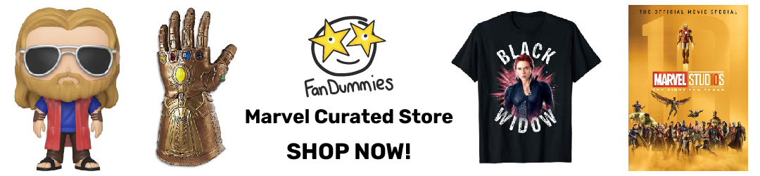 marvel curated store