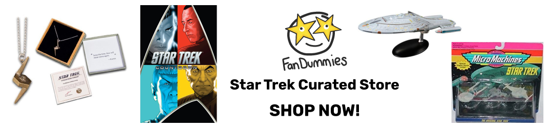 star trek merch