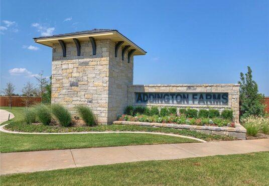 Addington Farms Neighborhood Entrance - photo