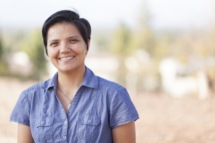 Wendy Mazon is the new music professor leading Pierce College's Symphonic Band. Mazon began teaching at Pierce in August, 2016 and received her bachelor's in music education from California State Univeristy Northridge. Mazon is also the principal clarinetist for the Filipino-American Symphonic Orchestra. September 12, 2016 in Woodland Hills, California. Photo by Calvin B. Alagot / Roundup