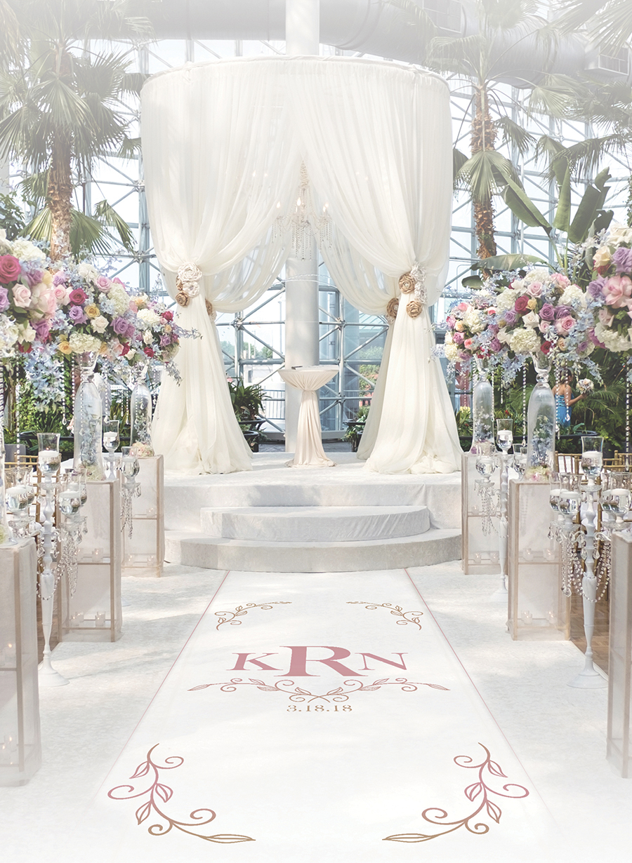 Ceremony Aisle Runners
