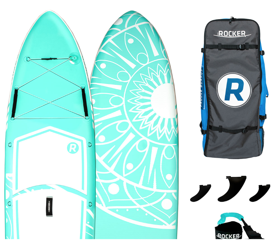 iRocker SUP Paddle Board Complete Review