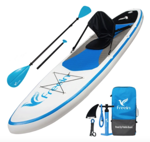 freein kayak conversion paddle board SUP review