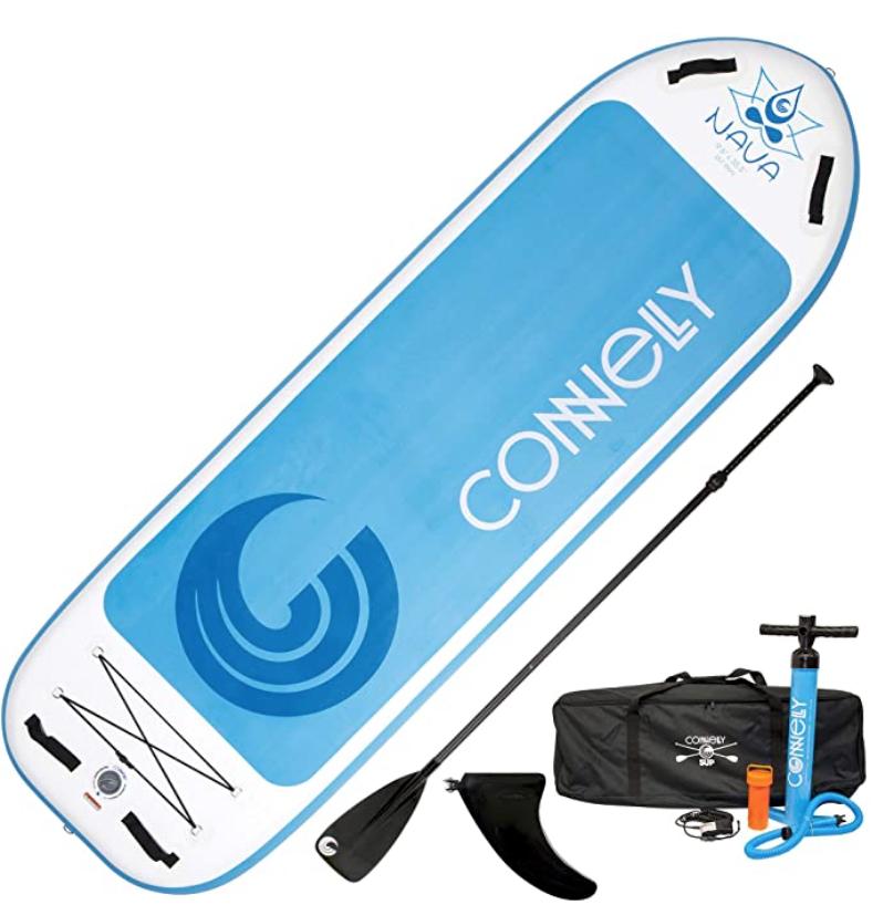 cwb connelly isup naga yoga paddle board