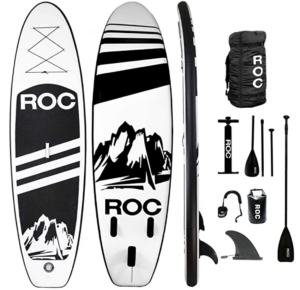 ROC paddle board review