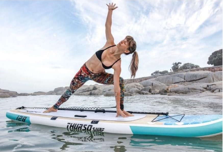 SUP Yoga  For Beginners | Best Poses, Boards & Advice