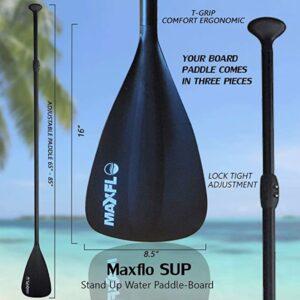 Maxflow Paddle Specs