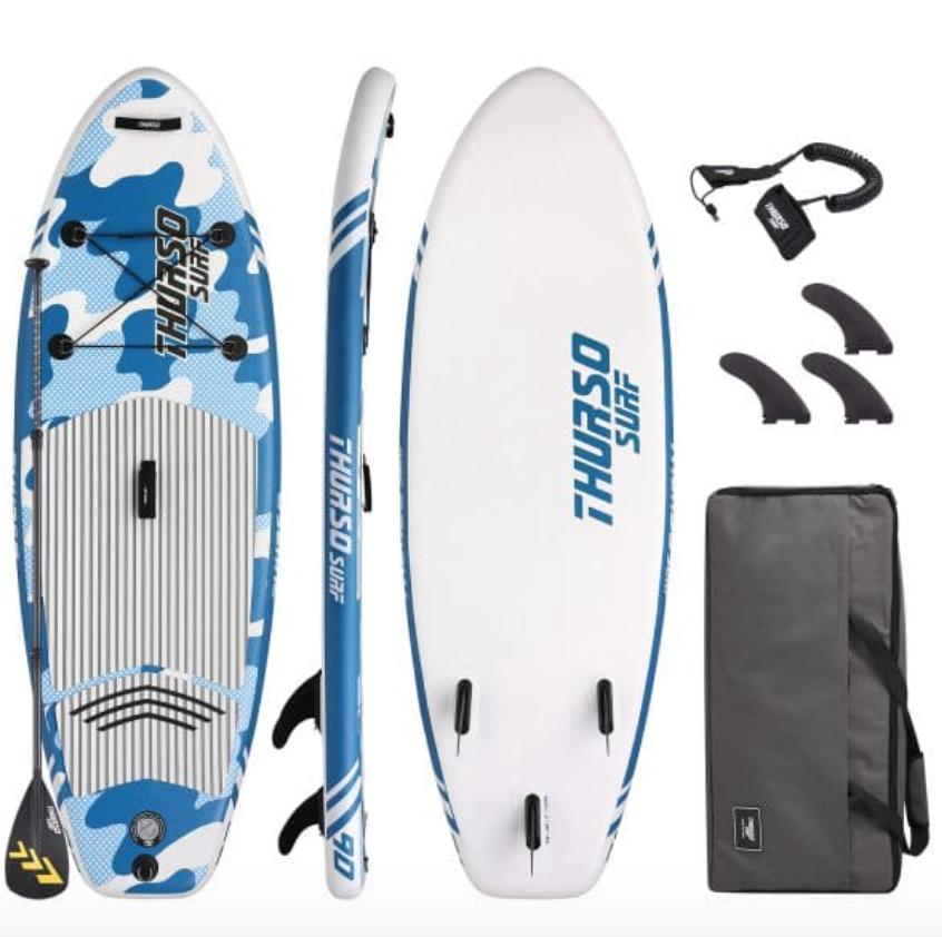 thurso kids prodigy paddle board