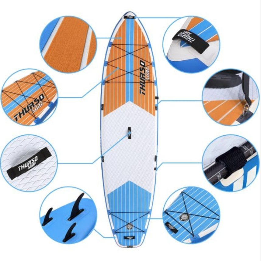thurso surf max board details