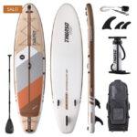 thurso surf waterwalker paddle board review